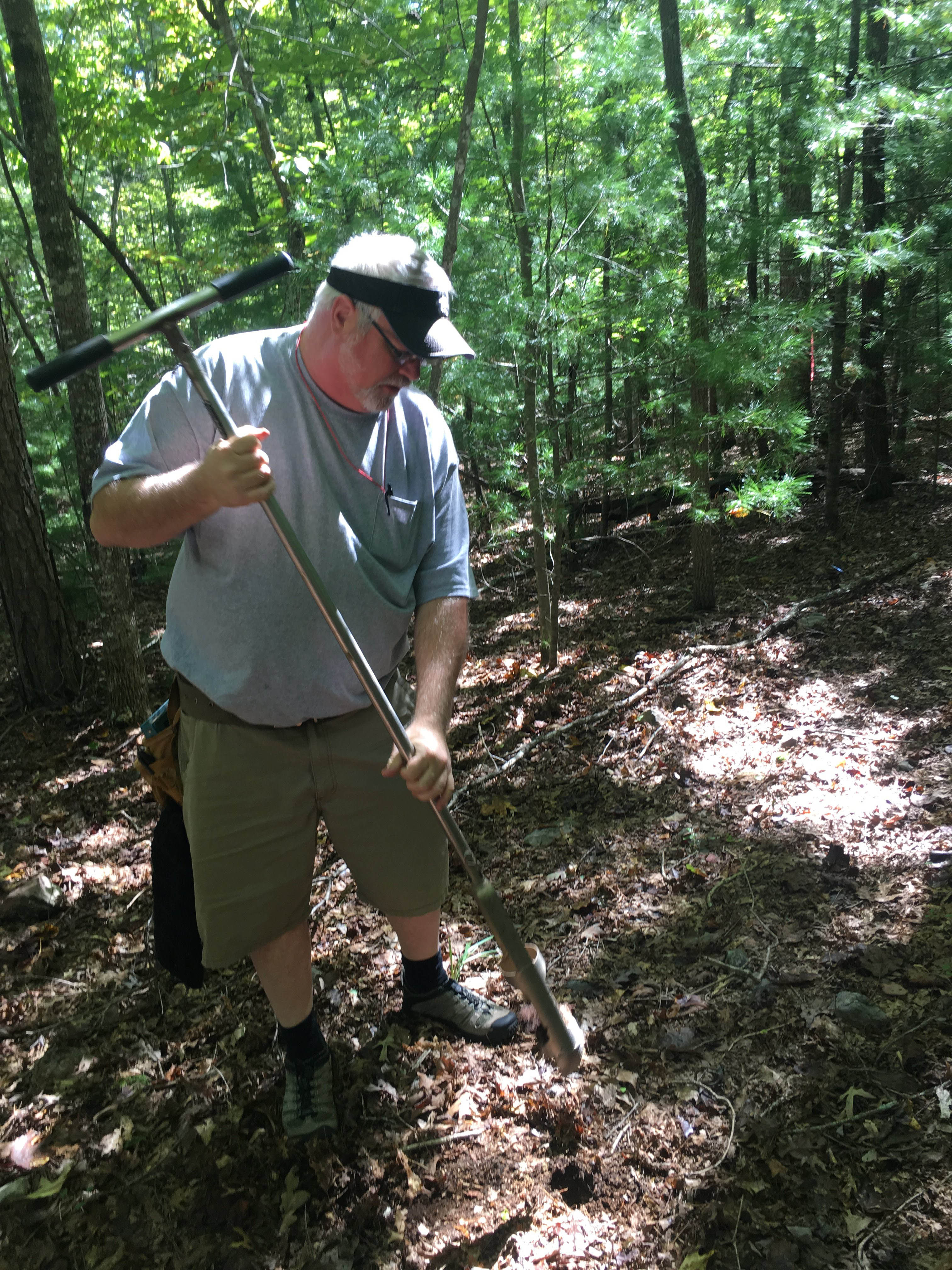 Soil and Environmental consultation blairsville, GA
